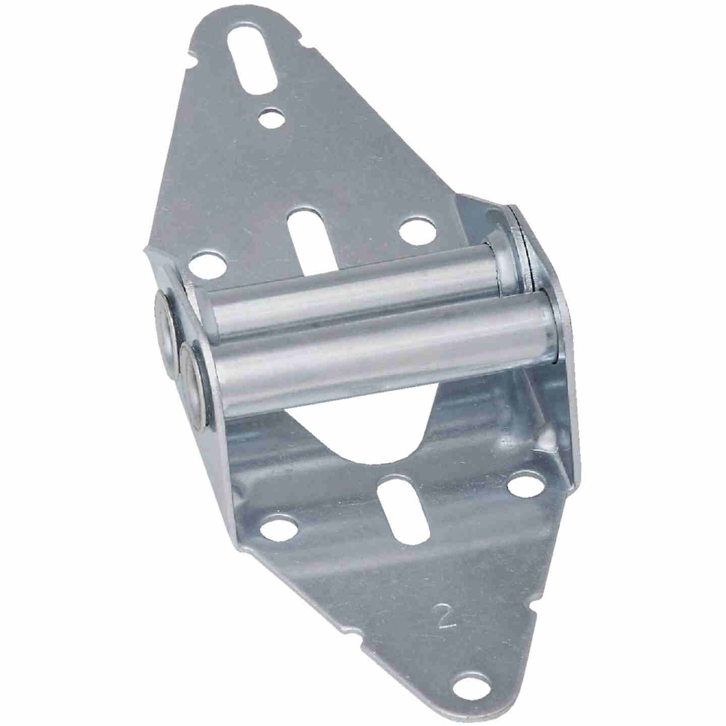 National #2 14 Ga. Galvanized Steel Garage Door Hinge Image 1