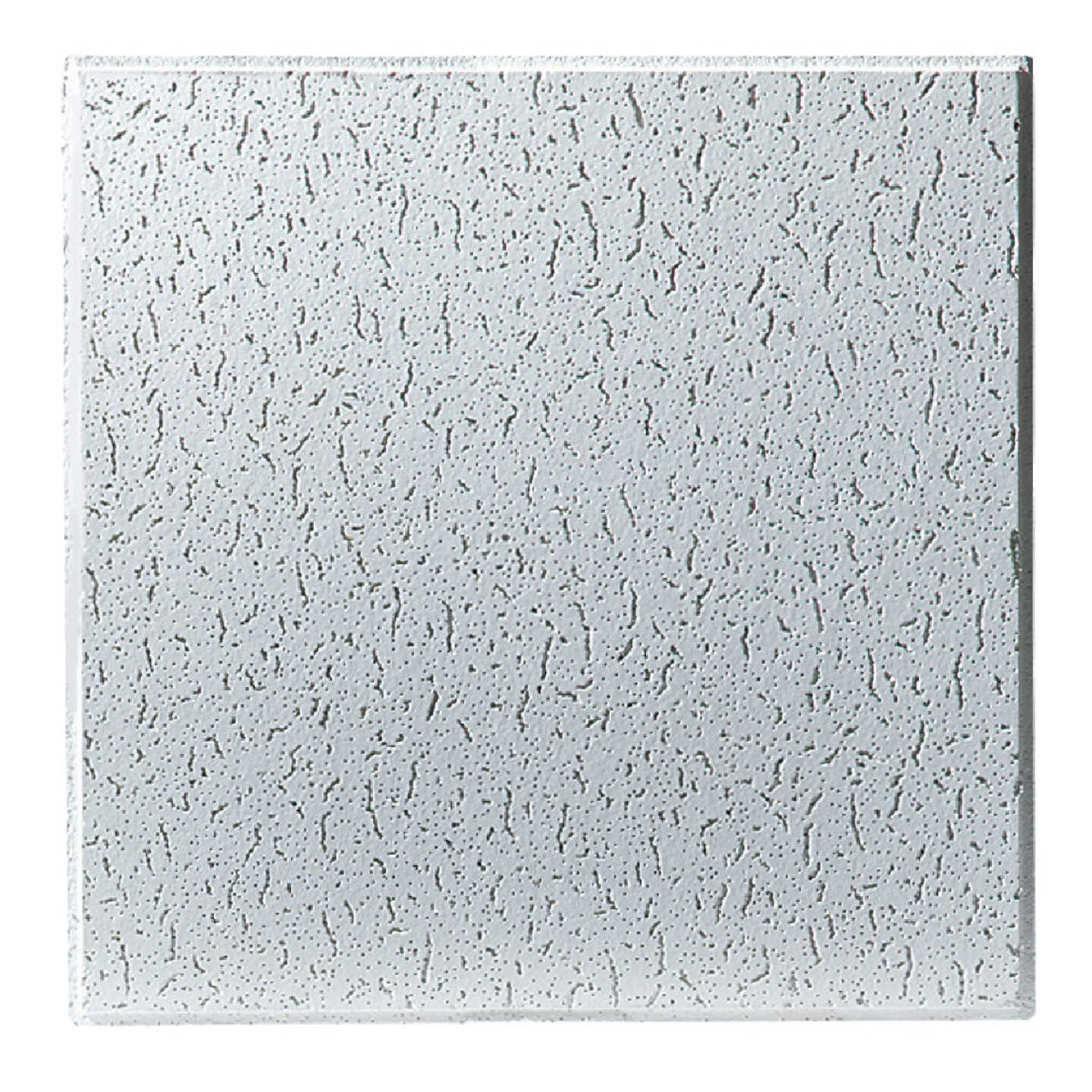 Fifth Avenue 2 Ft. x 2 Ft. White Mineral Fiber Shadowline Tapered Ceiling Tile (16-Count) Image 2