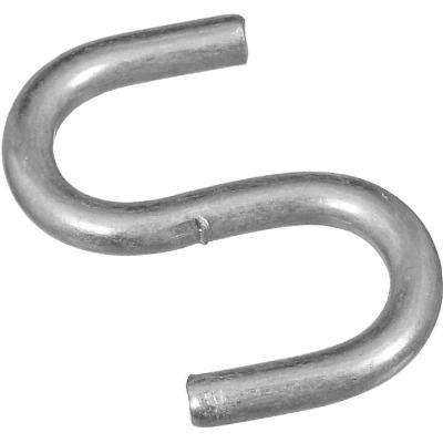 National 3/4 In. Zinc Heavy Open S Hook