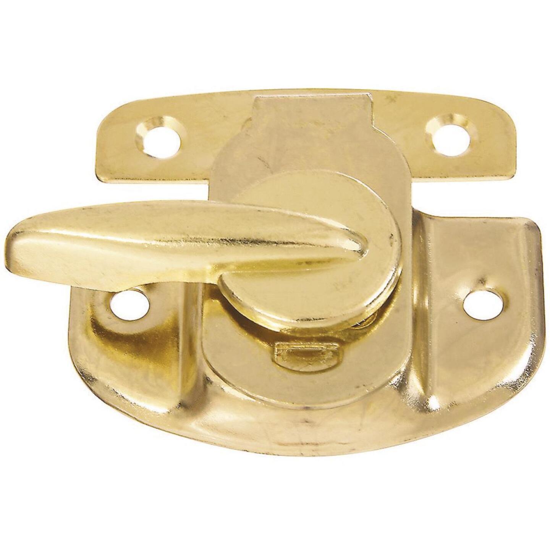 National Double Hung & Sliding Window Brass Cam Sash Lock Image 1