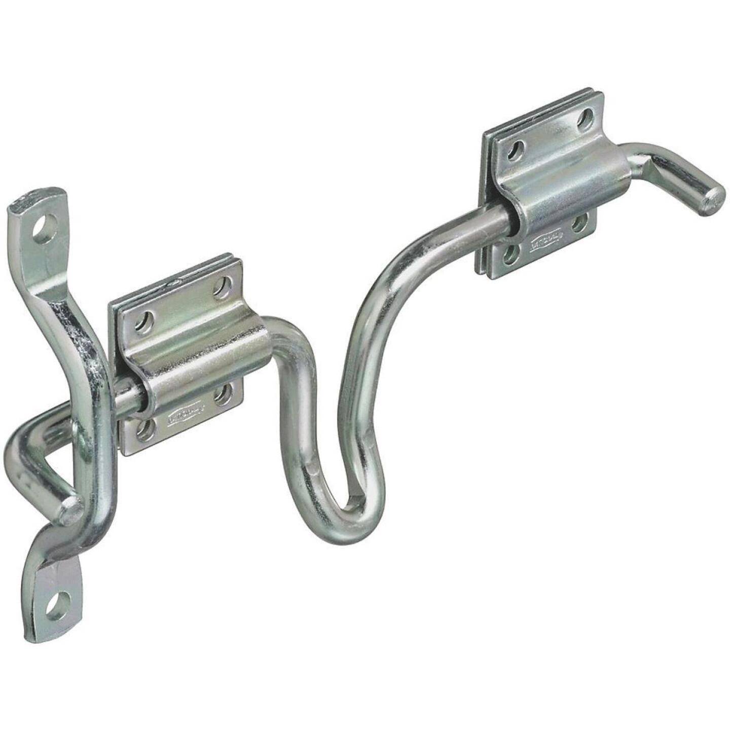 National Zinc-Plated Door & Gate Latch Image 1