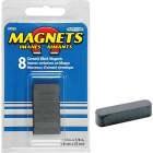 Master Magnetics 7/8 in. x 1/4 in. Magnetic Block  Image 1