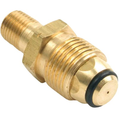 MR. HEATER 1/4 In. Female Pipe Brass LP Nut & Pigtail