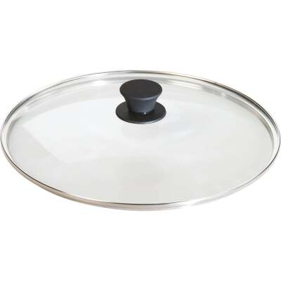 Lodge 12 In. Tempered Glass Glass Lid
