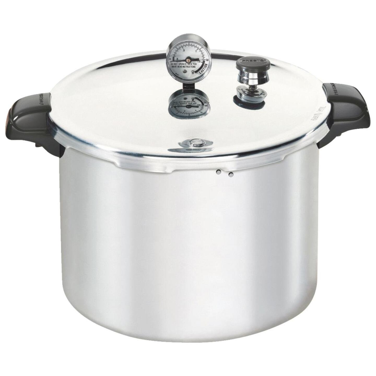 Presto 16 qt Presto Cooker and Canner Image 1
